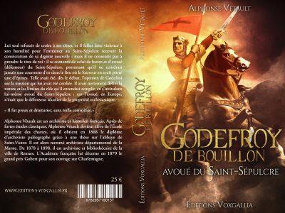 MONTAGE COUV - GODEFROY DE BOUILLON